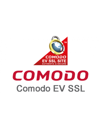 Comodo EV SSL Certificate