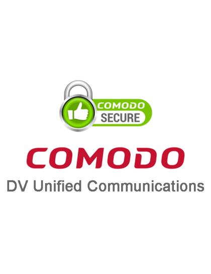 Comodo DV Unified Communications Certificate