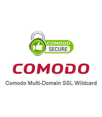 Comodo Multi-Domain SSL Wildcard Certificate