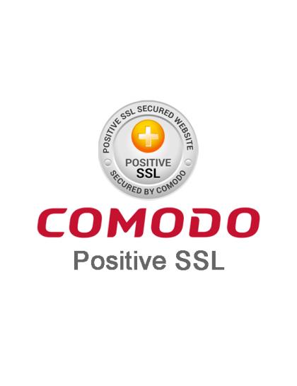 Comodo Positive SSL Certificate