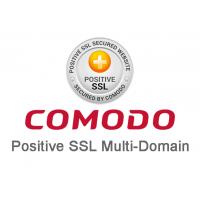 Comodo PositiveSSL Multi-Domain Certificate